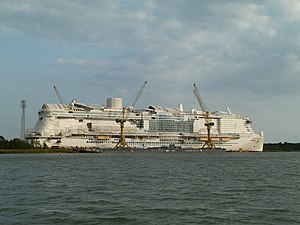 vessel COSTA SMERALDA IMO: 9781889, Passenger Ship