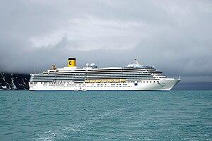 vessel Costa Luminosa IMO: 9398905, Cruise Ship