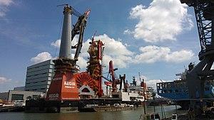 vessel Aegir IMO: 9605396, Pipe Layer