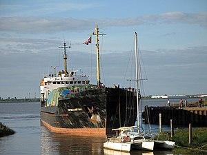 vessel Sormovo 2 IMO: 7945869, General Cargo Ship