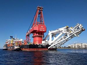 vessel FORTUNA IMO: 8674156, Pipelay Crane Vessel