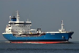 vessel Mt Wesley IMO: 8917924, Oil Products Tanker