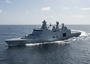 vessel ABSALON IMO: 9284441,