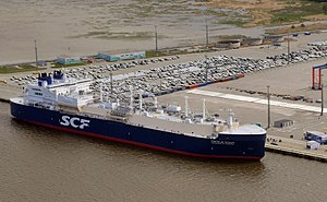 vessel CHRISTOPHE DE MARGERIE IMO: 9737187, LNG Tanker