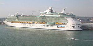 vessel Liberty Of The Seas IMO: 9330032, Cruise Ship