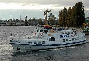 vessel Adler Xi IMO: 6720834, Passenger Ship