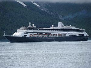 vessel Zaandam IMO: 9156527, Cruise Ship