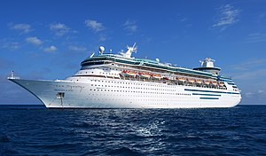 vessel Majesty Of The Seas IMO: 8819512, Cruise Ship