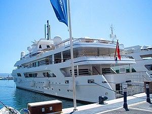 vessel Lady Haya IMO: 1003827, Yacht