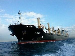 vessel A Racer IMO: 9086318, Bulk Carrier