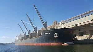 vessel AERIKO IMO: 9681546, BV