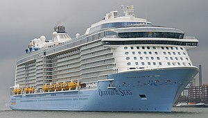 vessel Ovation Of The Seas IMO: 9697753, Cruise Ship