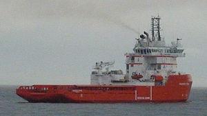 vessel Vladislav Strizhov IMO: 9310018, Offshore Tug Supply Ship
