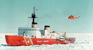 vessel Cg Polar Star IMO: 7367471, Icebreaker