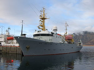 vessel Acc Mosby IMO: 7922233, Fishing Support Vessel