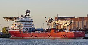 vessel Siem Marlin IMO: 9408994, Offshore Tug Supply Ship