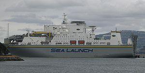 vessel Sea Launch Commander IMO: 9133812, Research Vessel