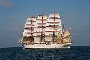vessel Sedov IMO: 7946356, Sailing Vessel