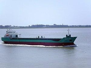vessel Aasvik IMO: 9433389, Deck Cargo Ship