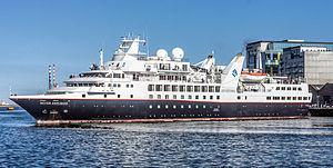 vessel Silver Explorer IMO: 8806747, Cruise Ship