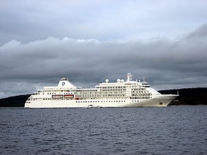 vessel Silver Shadow IMO: 9192167, Cruise Ship