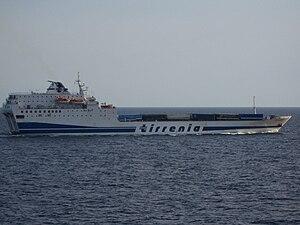 vessel Af Marina IMO: 9059107, Passenger Ro Ro Cargo Ship