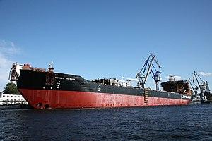 vessel Mikhail Ulyanov IMO: 9333670, Crude Oil Tanker