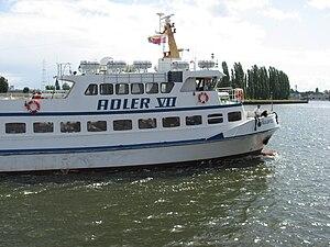 vessel Adler Vii IMO: 7928603, Passenger Ship