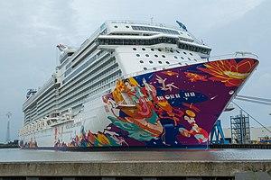 vessel World Dream IMO: 9733117, Cruise Ship